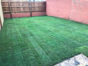 Turfing - After
