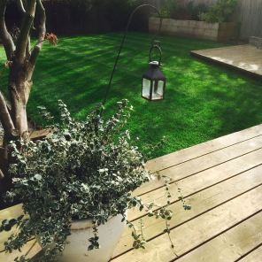Landscaped by Warfield Turf